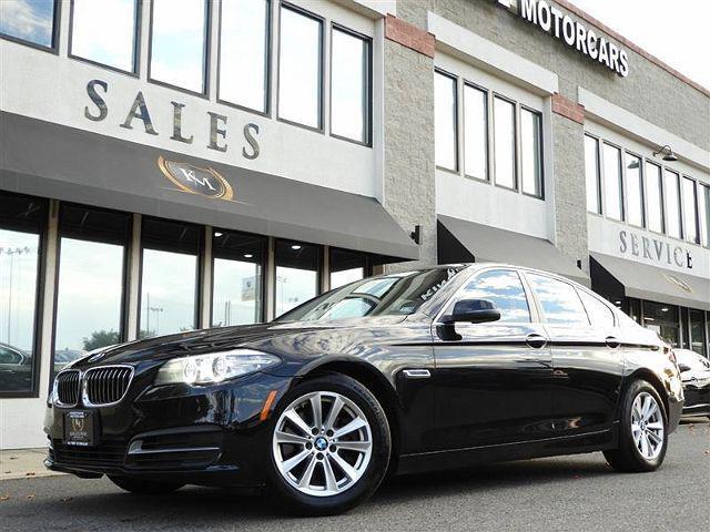 2014 BMW 5 Series 528i xDrive for sale in Manassas, VA