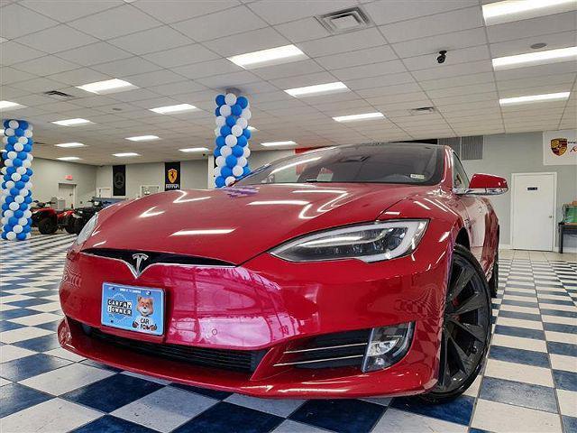 2018 Tesla Model S P100D for sale in Manassas, VA