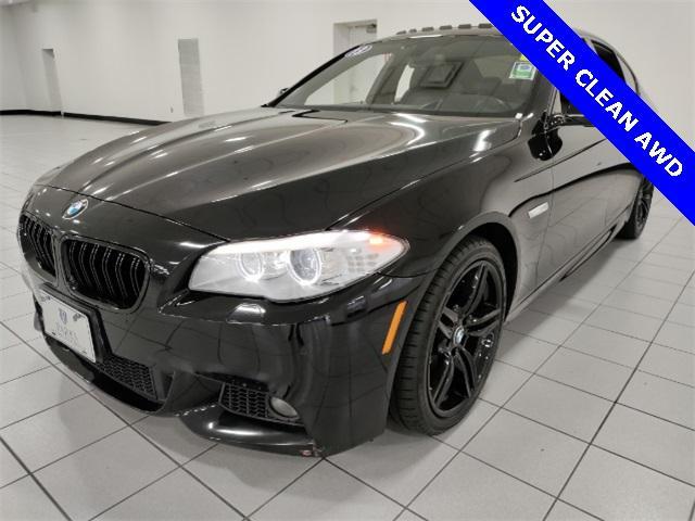 2013 BMW 5 Series 550i xDrive for sale in Richmond, VA