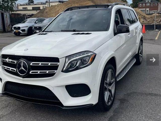 2017 Mercedes-Benz GLS GLS 550 for sale in Indianapolis, IN