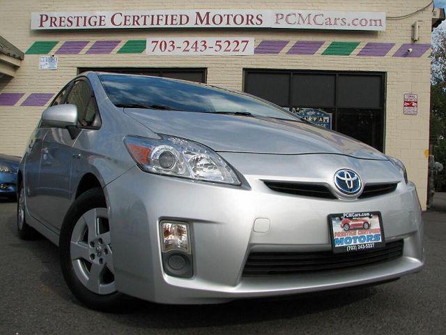 2010 Toyota Prius Three for sale in Falls Church, VA
