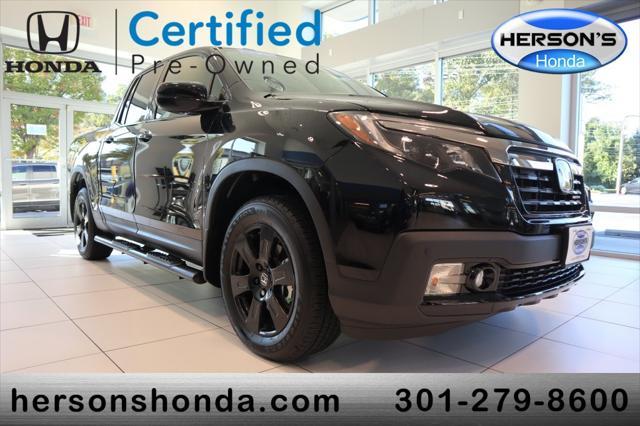2020 Honda Ridgeline Black Edition for sale in Rockville, MD