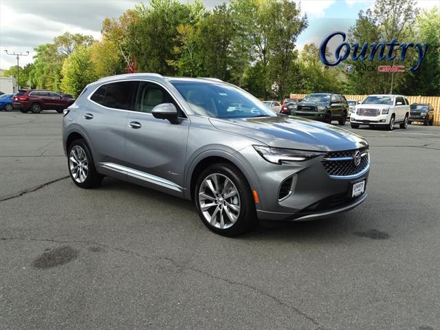 2022 Buick Envision Avenir for sale in Leesburg, VA