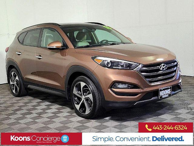 2016 Hyundai Tucson Limited for sale in Owings Mills, MD