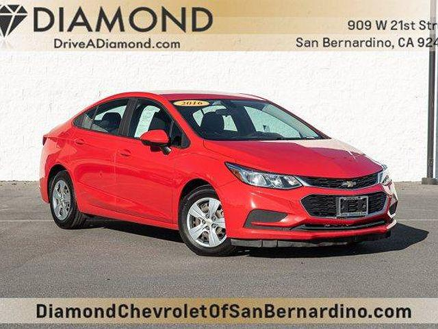 2016 Chevrolet Cruze LS for sale in San Bernardino, CA