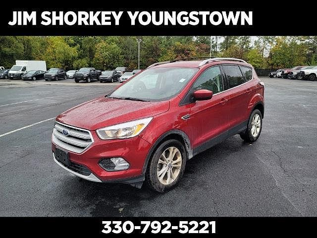 2017 Ford Escape SE for sale in Youngstown, OH