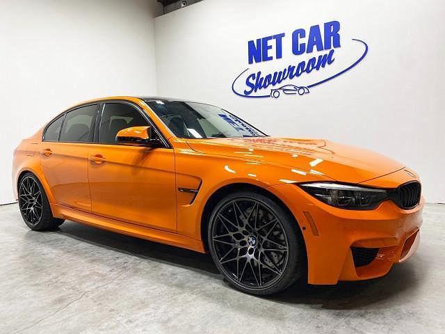 2018 BMW M3 Sedan for sale in Houston, TX