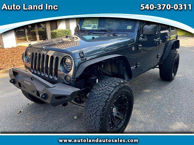 2007 Jeep Wrangler Unlimited X for sale in Fredericksburg, VA