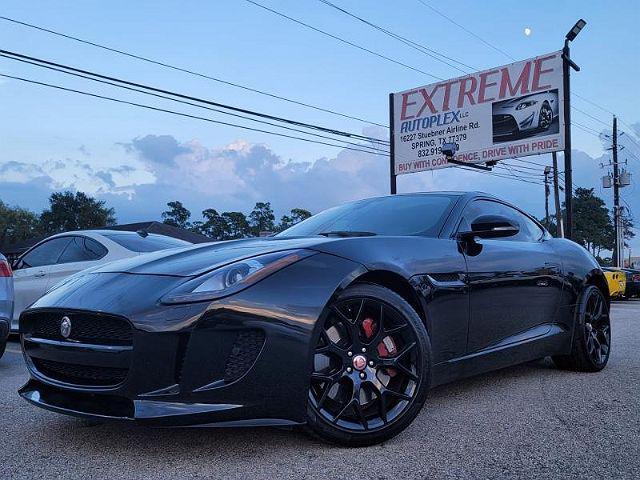 2015 Jaguar F-TYPE V6 for sale in Spring, TX