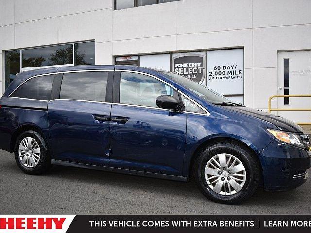 2014 Honda Odyssey LX for sale in Alexandria, VA