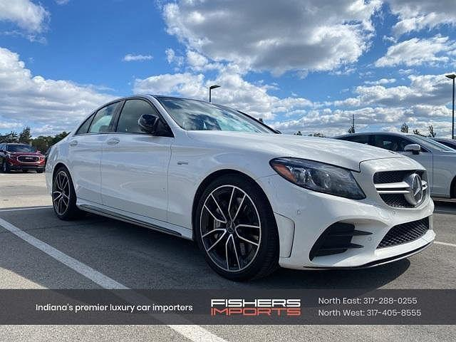 2020 Mercedes-Benz C-Class AMG C 43 for sale in Fishers, IN