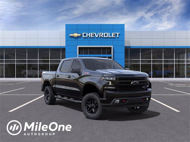 2021 Chevrolet Silverado 1500 LT Trail Boss for sale in Owings Mills, MD