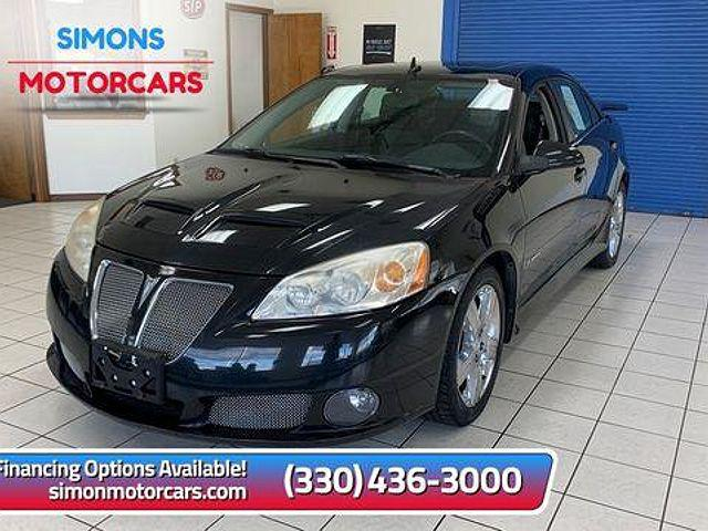 2008 Pontiac G6 GXP for sale in Akron, OH