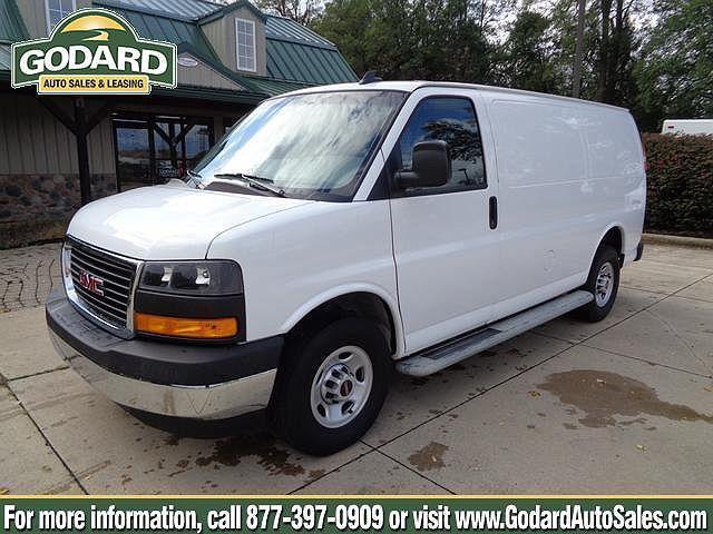 "2020 GMC Savana Cargo Van RWD 2500 135"" for sale in Medina, OH"