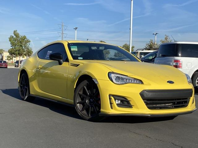 2017 Subaru BRZ Series.Yellow for sale in Chino, CA