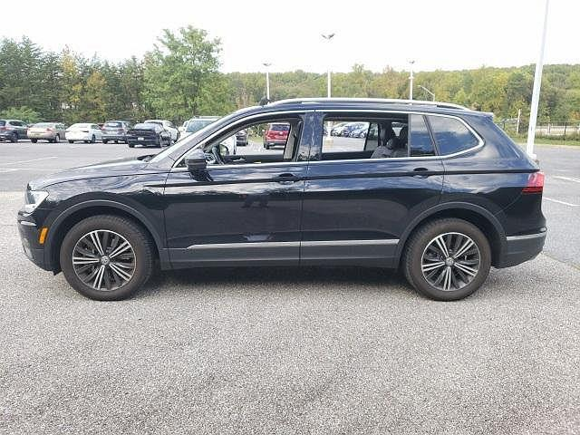 2018 Volkswagen Tiguan SEL for sale in Laurel, MD