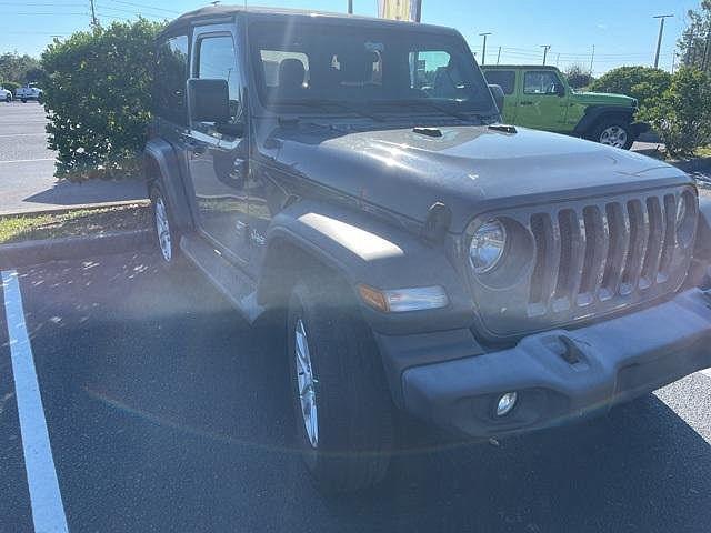 2018 Jeep Wrangler Sport S for sale in Davenport, FL