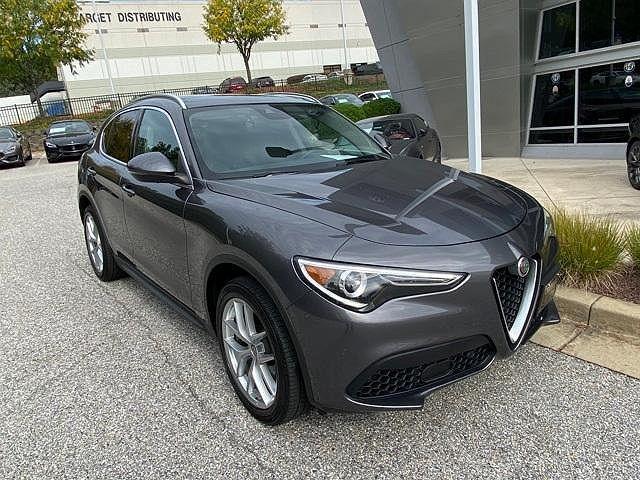 2018 Alfa Romeo Stelvio Ti for sale in Germantown, MD