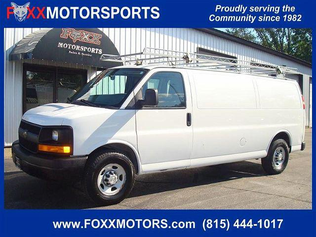 """2015 Chevrolet Express Cargo Van RWD 2500 155"""" for sale in Crystal Lake, IL"""