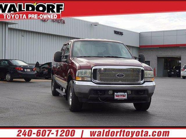 2004 Ford F-250 XLT for sale in Waldorf, MD