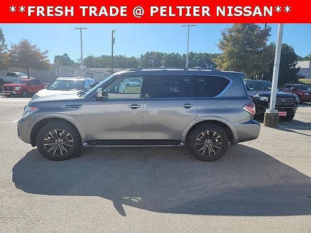 2018 Nissan Armada Platinum for sale in Tyler, TX