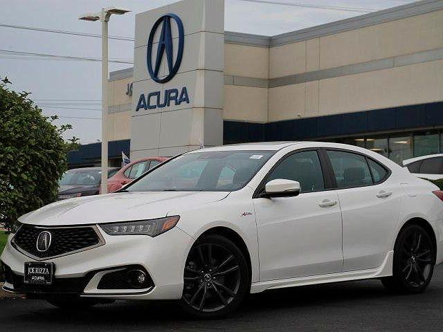 2019 Acura TLX w/A-Spec Pkg for sale in Orland Park, IL