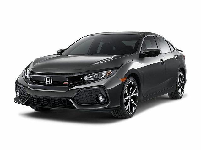 2018 Honda Civic Si Sedan Si for sale in Manassas, VA