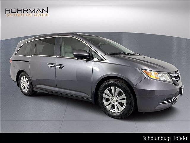 2014 Honda Odyssey EX-L for sale in Schaumburg, IL