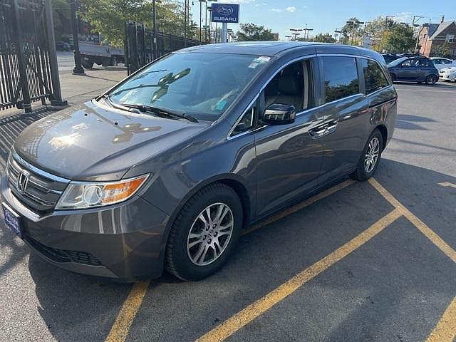 2013 Honda Odyssey EX-L for sale in Chicago, IL