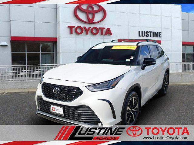 2021 Toyota Highlander XSE for sale in Woodbridge, VA