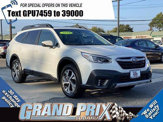 2020 Subaru Outback Limited for sale in Hicksville, NY