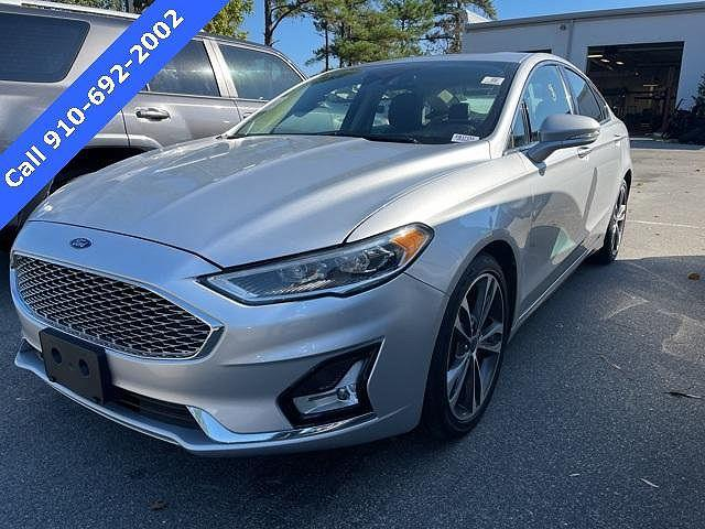 2019 Ford Fusion Titanium for sale in Southern Pines, NC
