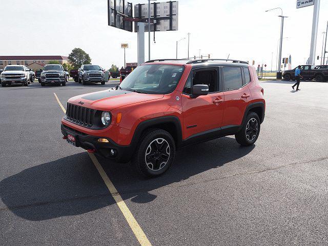 2016 Jeep Renegade Trailhawk for sale in Bourbonnais, IL