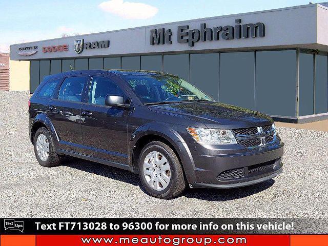2015 Dodge Journey American Value Pkg for sale in Mount Ephraim, NJ
