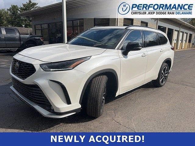 2021 Toyota Highlander XSE for sale in Delaware, OH