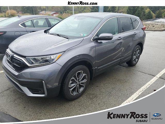 2021 Honda CR-V EX for sale in North Huntingdon, PA