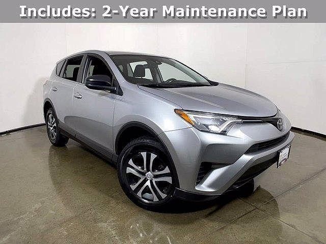 2018 Toyota RAV4 LE for sale in Madison, WI