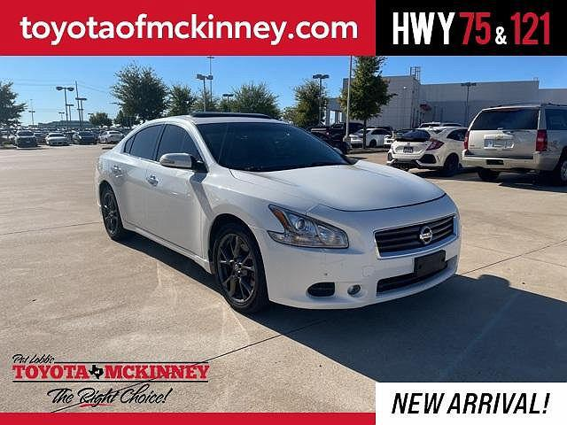 2014 Nissan Maxima 3.5 S for sale in McKinney, TX