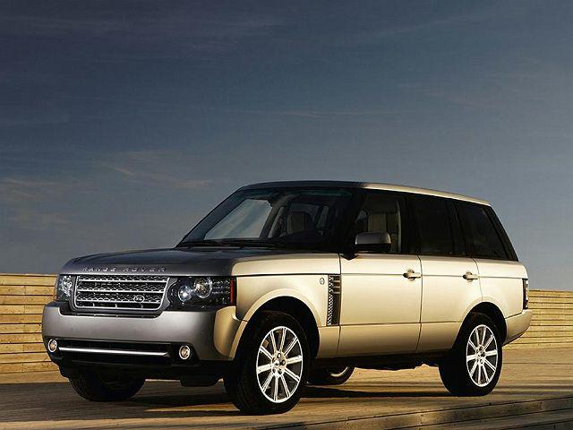 2011 Land Rover Range Rover HSE LUX for sale in Norwalk, CT