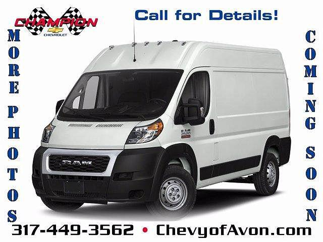 """2019 Ram ProMaster Cargo Van 2500 High Roof 159"""" WB for sale in Avon, IN"""