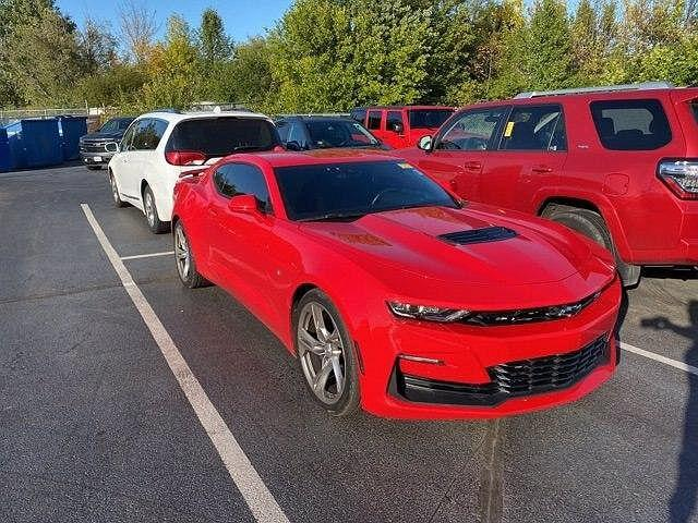 2020 Chevrolet Camaro 2SS for sale near Frankfort, IL