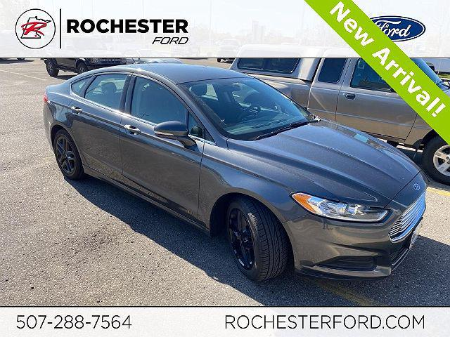 2016 Ford Fusion SE for sale in Rochester, MN