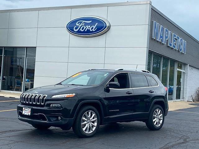 2016 Jeep Cherokee Limited for sale in Libertyville, IL