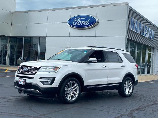 2017 Ford Explorer Limited for sale in Libertyville, IL