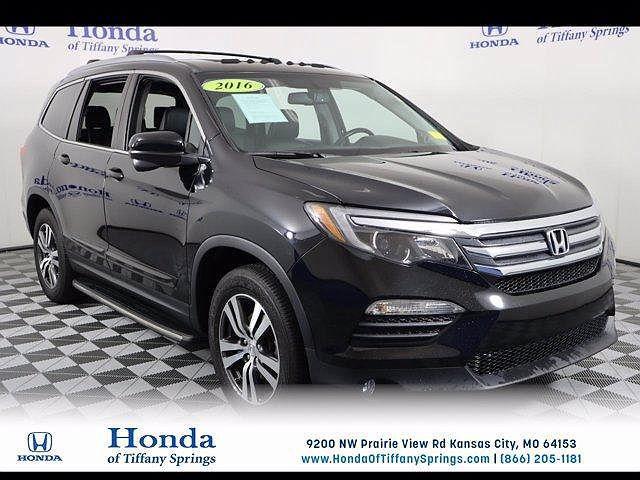 2016 Honda Pilot EX-L for sale in Kansas City, MO