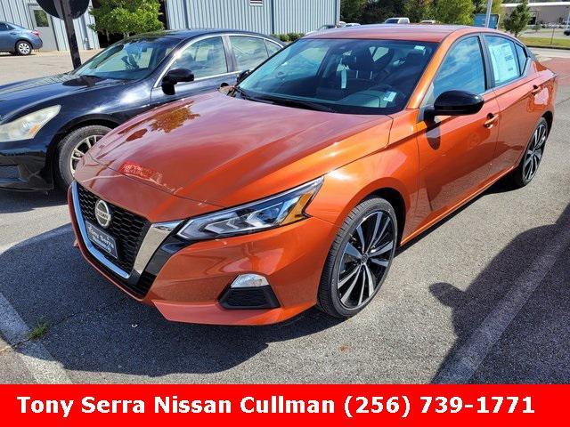 2021 Nissan Altima 2.5 SR for sale in Cullman, AL