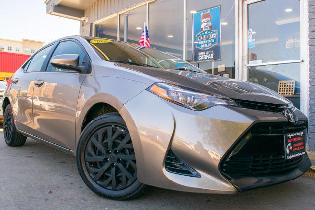 2017 Toyota Corolla LE Sedan 4D for sale in Arlington, VA