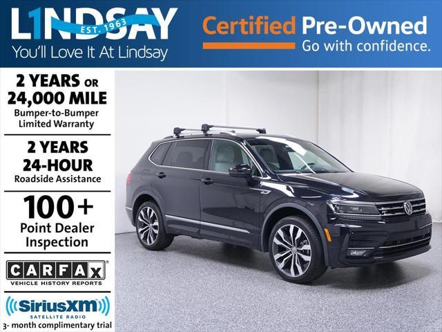 2020 Volkswagen Tiguan SEL Premium R-Line for sale in Sterling, VA