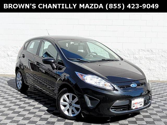 2011 Ford Fiesta SE for sale in Chantilly, VA