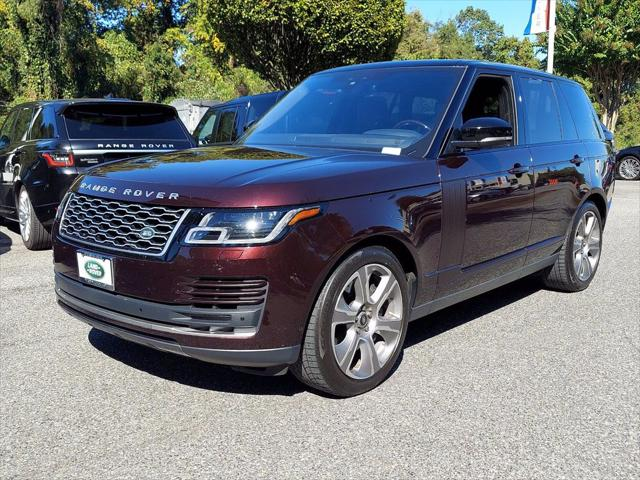 2020 Land Rover Range Rover HSE for sale near Annapolis, MD